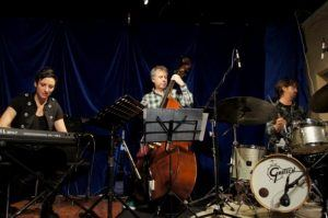 Friday Night Live Tonight - LEONIE COHEN TRIO AT THE FORMER GODS CAFE ANU
