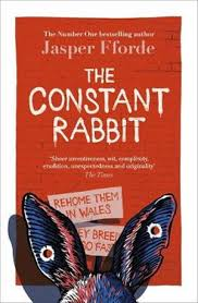 Artsound Book Break – The Constant Rabbit by Jasper Fforde