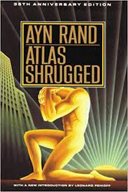 From the Book Shelf – Atlas Shrugged by Ayn Rand